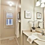 Staged Bathroom Markham