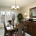 Staged Dining Room Toronto