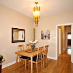 Staged Dining Room Vaughan