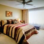 Staged Bedroom Toronto