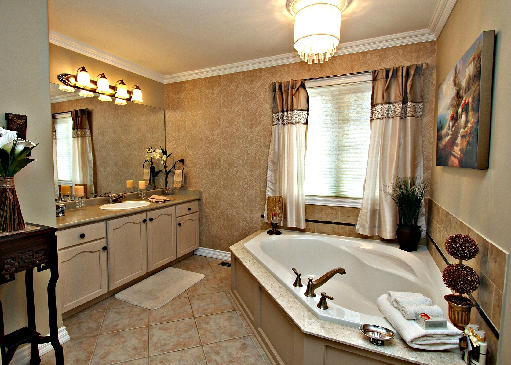Home Staging Bathroom Home Stager Toronto