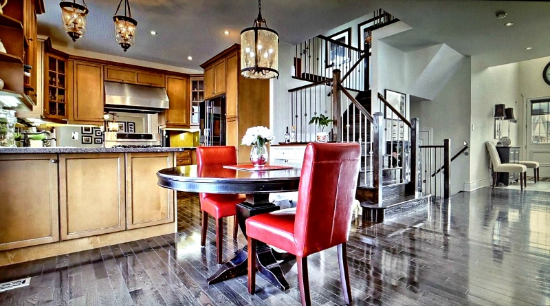 Staged Kitchen York Region
