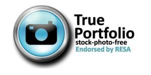 resa logo true portfolio