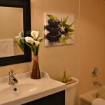Staged Bathroom Richmond Hill